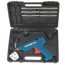 professional 15w 110v to 230v with tool box CE certification cordless glue guns