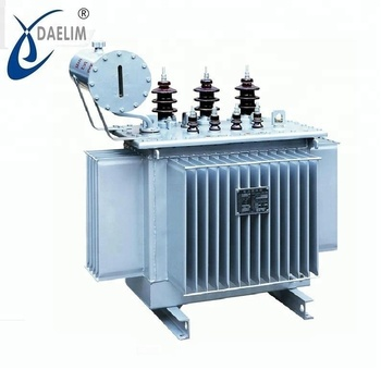 Factory direct price 20 kv 750 kva oil immersed transformer