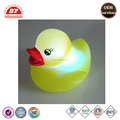 ICTI Factory Customized LED Flashing Rubber Duck