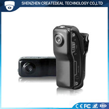 Small Size Spy Manual Mini Sport DV MD80 Camera with Metal Body