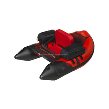 pvc material float tube inflatable fly fishing belly boat