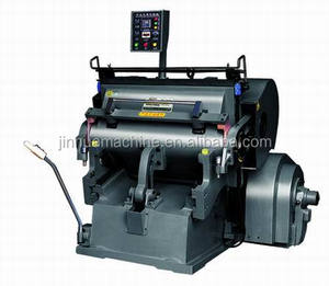 HL-HT series Die cutting and creasing machine with Heat system HL-750HT/930HT/1040HT/1100HT/1200HT