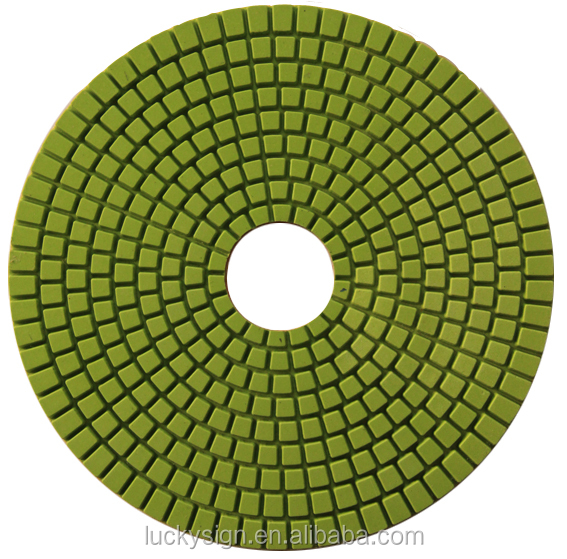Ceramic Tile Diamond Floor Polishing Pads Factory