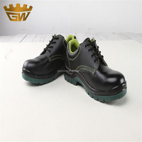 Hot Sales Factory Wholesales Pu Nubuck Miller Steel Industrial Safety Shoes