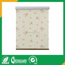 New style of PVC sunscreen fabric roller blinds and curtains