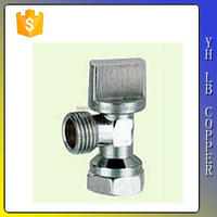(2C-JE309) Double action stainless steel pneumatic steam flow angle seat valve