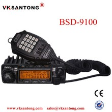 BSD-9100 Wholesale Vehicle Mouted Type cheap Taxi Radio Mobile Radio