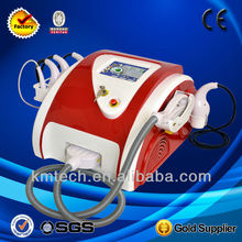 New ipl rf multifunction beauty machine with CE ISO SGS for sale salon use