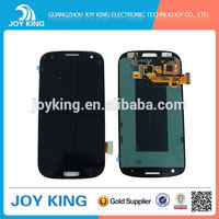hot sale Mobile phone accessory for samsung galaxy s3 lcd assembly with touch screen digitizer