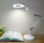 foldable rotatable eye protection LED table reading lamp
