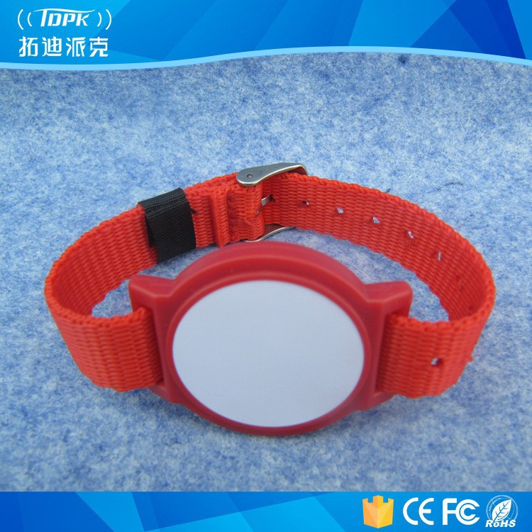 famous smart nfc top brands bracelet for Club Membership Management
