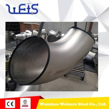 sus 304 pipe fittings 90 degree stainless steel elbow