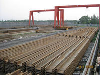 Manufacturer preferential supply Hot steel sheet piles for 400*100 size of hot rolled