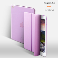 Folding stand leather case for ipad pro 9.7 for ipad air ultra thin crystal clear slim case online shopping india tablet case