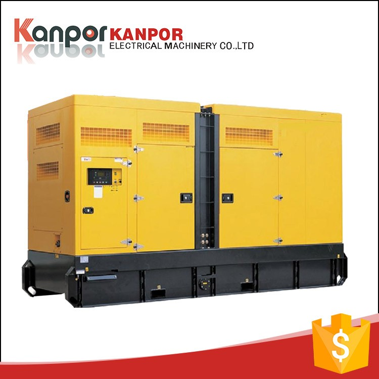 High quality GS approved 80KW brushless AC three phase diesel generator electrical power