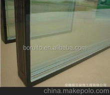 China hot sale double glazing glass low-e insulated glass building glass