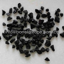 black color marble chips for terrazzo