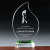 New Design Crystal Trophy Awards And