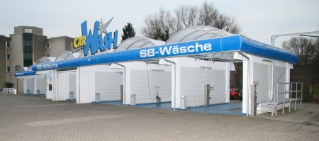 car wash systems, self service units