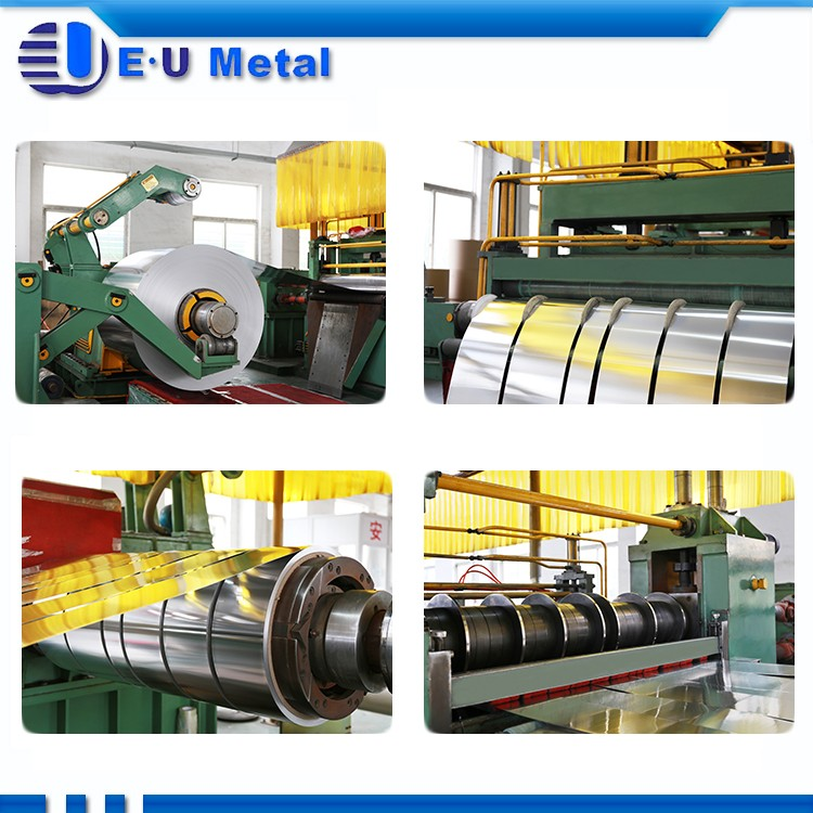 0.5 0.8mm thickness aluminum coil for gutter