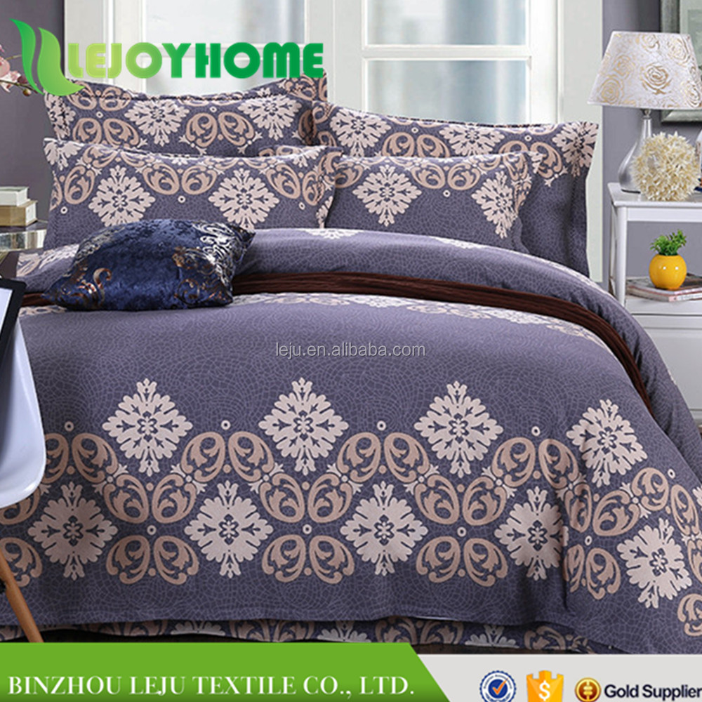 brand name bed cover sheets 100% cotton manufacturers in china