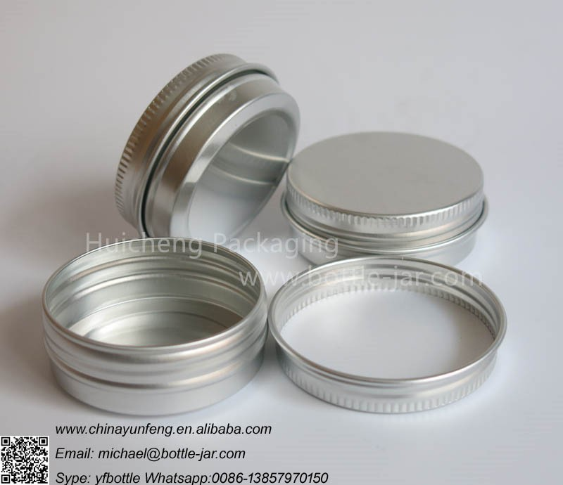 30g small aluminum jars
