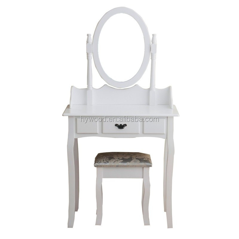 Price Cheap Home Bedroom Practical Dressing Table with Stool