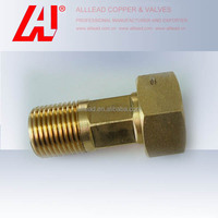 Brass Tube Machines Water Meter Connectors