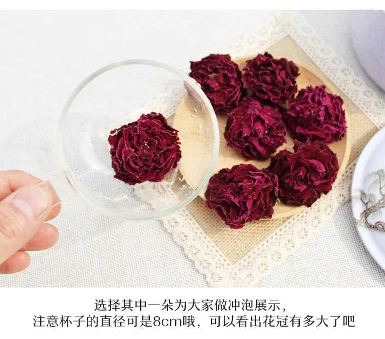 Rose HuaGuan Tea One Flower in One Cup