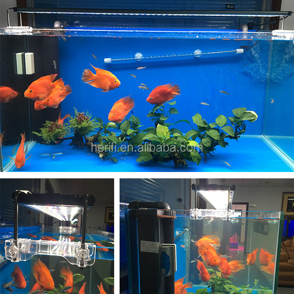 60cm 80cm 100cm 120cm  Planted Aquarium Light used in Freshwater for Plants Growing