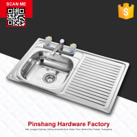 stainless steel kitchen sinks---PS8050L