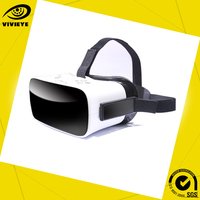 New products 2016 Vr headset virtual reality headset to see open hot sexy girl video