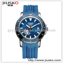 China Famous JIUSKO titanium watch Japan mechanical movt luxury dive watch men