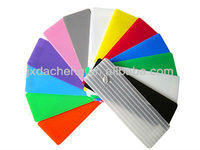 6mm colorful washable durable plastic protection board