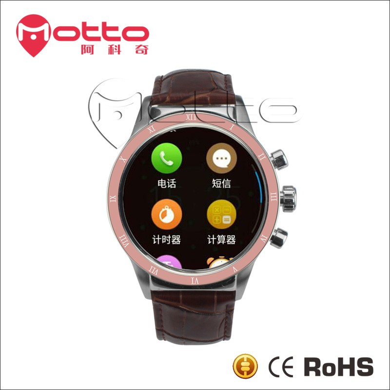 wholesale android smart watch phone with whatsapp and facebook