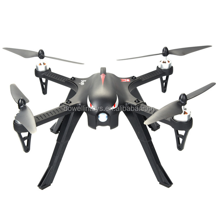 DWI Dowellin Brushless Independent ESC 3D Roll Gopro drone with camera