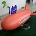 PVC Inflatable Air Blimp / Air Ship / Helium Balloon