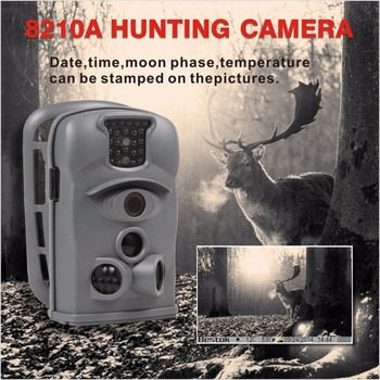 Outdoor wireless warehouse/school/farm/indoor security CCTV game chasse camera