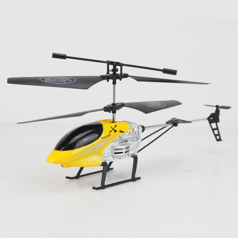 2 Channel RC Mini Helicopter Toy