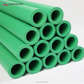 High-ranking plumbing materials ppr pipe insulation large diameter plastic ppr pipe