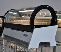 Good Quality Table Top Ice Cream Showcase/Ice Cream Refrigerator F-QT660