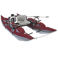 Classic Accessories Chehalis Frameless Inflatable Pontoon Boat With Storage Bag