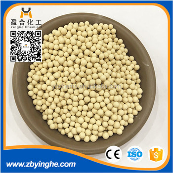5A Molecular Sieve with competitive price for Nature Gas and Oil Purification