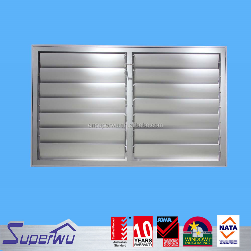 Alibaba china aluminium metal louvres window prices