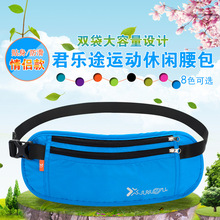 Running Walking Cycling travel money belt waist bag