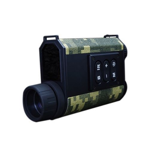 New design standard size with great price laser range finder rifle scope