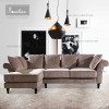 Vintage furniture style modern couch dubai leather sofa furniture