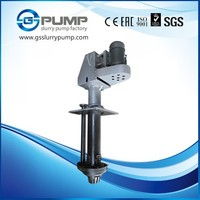 Vertical submersible pumping mud Slurry Pump