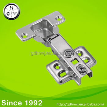 SUS304 Stainless steel soft closing hinge