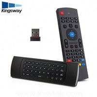Popular MX3 Fly Air Mouse 2.4Ghz Mini Wireless Keyboard For Smart Tv Box
